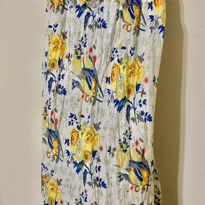Johnny Was Dresses - Johnny Was Yellow Field 8 Floral Dress